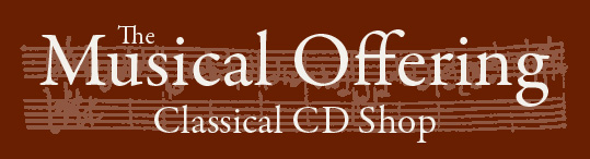 Classical CD Shop